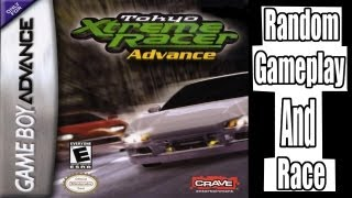 Tokyo Xtreme Racers Advance [Random Gameplay and Race]