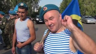 """""""ДЕСАНТНАЯ ТЕЛЬНЯШКА"""" Дуэт """"Эхо памяти"""""""