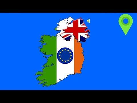 Biggest Geopolitical Border Problem - Northern Ireland's Border