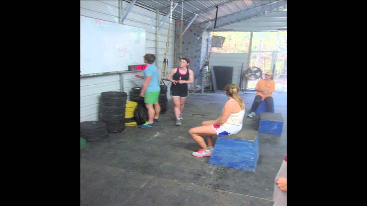 oxford crossfit