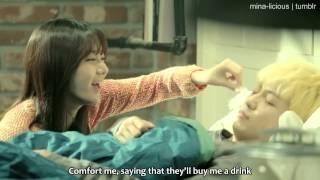 [HD MV] Kim Woo Joo (김우주) feat. Han Groo (한그루) - Farewell Rain (이별비) [English Subbed]