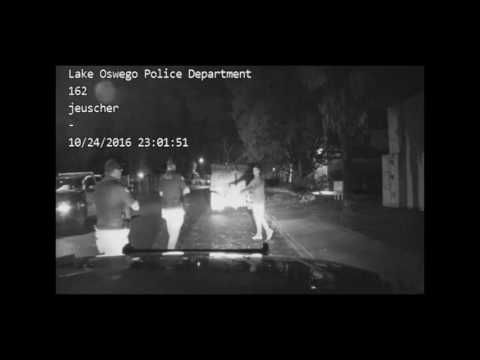 Portland Timbers player Liam Ridgewell's Oct. 24, 2016, field sobriety test