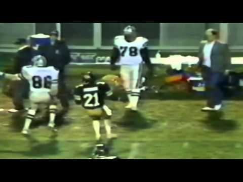 Week 7 - 1984: Los Angeles Express vs Denver Gold
