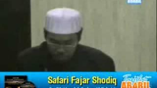 Fajar Shodiq sebagai Awal Waktu Sholat Shubuh dan Puasa