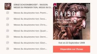 Serge Schoonbroodt - André Raison: Messe du premier ton, Messe du deuziesme ton