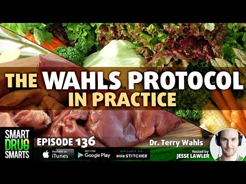Episode 136- The Wahls Protocol: Fighting Fatigue With a Fork