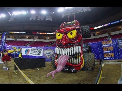 Monster Jam Fresno Ca 2015