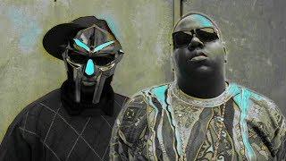Notorious B.I.G. - Think Big x MF DOOM / J Dilla - Anti-American Graffiti (Blend, Mash-Up, Remix)