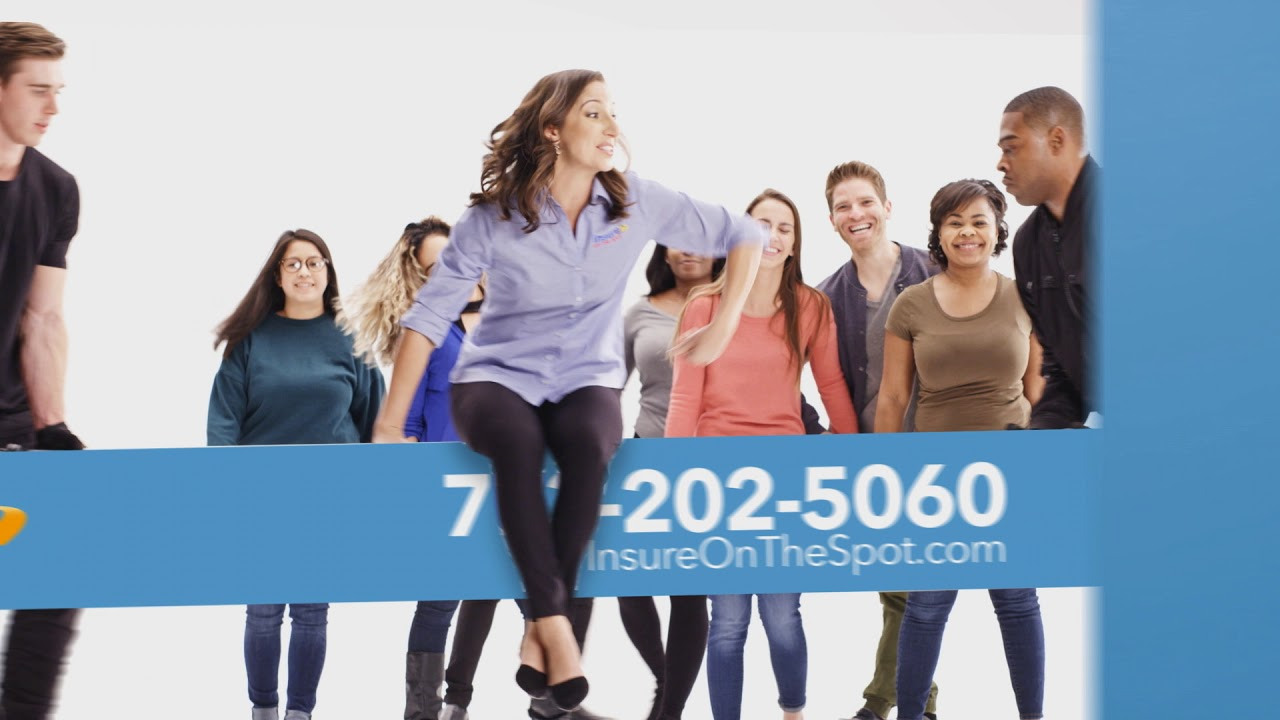 Call Insure On The Spot Now 773 202 5060 Youtube