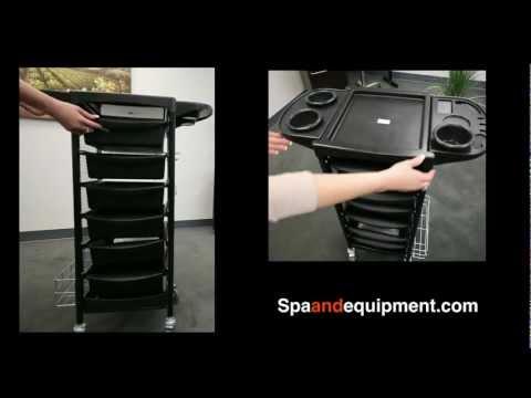 Beauty Pro Trolly Cart (spaandequipment)