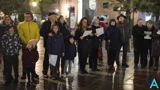 El paso de la Cruz de Lampedusa por Granada