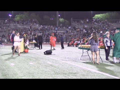 2018 Porterville High School Graduation Ceremony