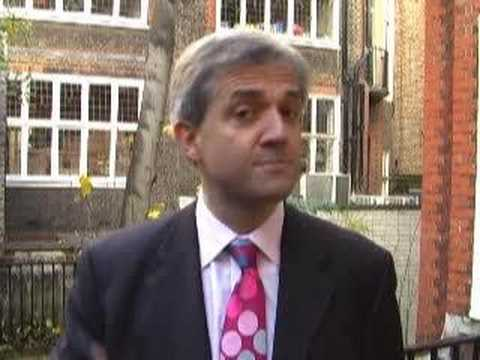 Chris Huhne: Student tuition fees