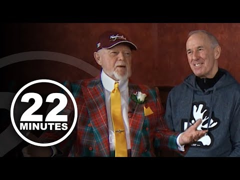 Bobby Orr is hard to play with, and so is Don Cherry | 22 Minutes
