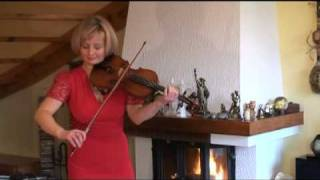 Katie Melua - Nine Million Bicycles    VIOLIN  COVER