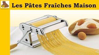 Les pâtes fraîches maison (recette facile) HD