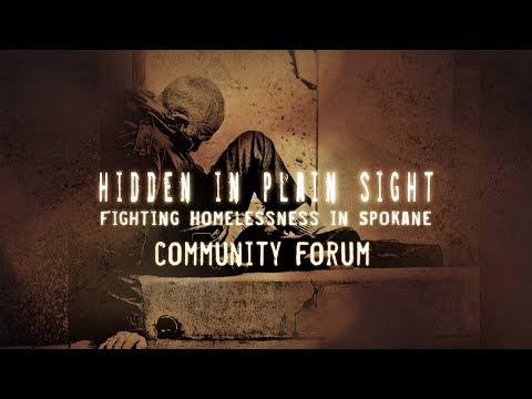 Hidden in Plain Sight: Community Forum