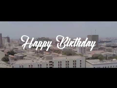 Abiba-Happy Birthday ( Clip Officiel )
