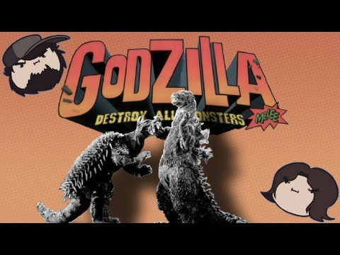 Godzilla: Destroy All Monsters Melee - Game Grumps VS