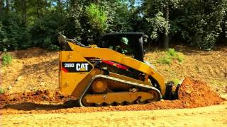 Cat® D Series Skid Steer Loaders and Compact Track Loaders Overview