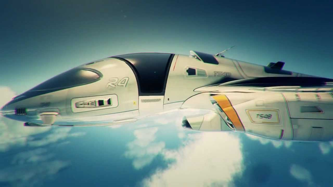 spacecraft of the future - photo #1
