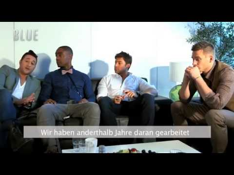 "Blue ""Roulette"" il nuovo Album - Interview 2013"