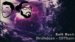 Soft Rock 1 Jam Track - Drumless Version 107bpm