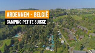 Camping Petite Suisse I Ardennen België