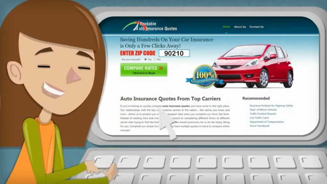 Car Insurance Quotes - How to Get Cheap Car Insurance ...