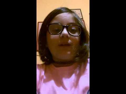 Carla Gallo canta BabyK