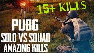 PUBG MOBILE LITE || Gameplay || 15+ Kills || Serious gameplay