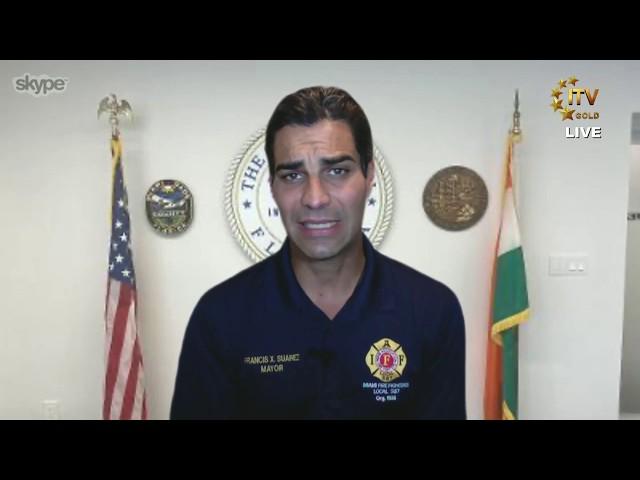 Mayor of Miami Francis Suarez on Reopening Too Soon - Coronavirus Outbreak