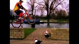 Обучение трюкам на Горном велосипеде, MTB(, 2014-08-13T03:03:38.000Z)