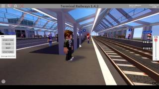 Roblox Terminal Railways DB/NS Class 403/406/407 ICE 3 Accident at Northwell