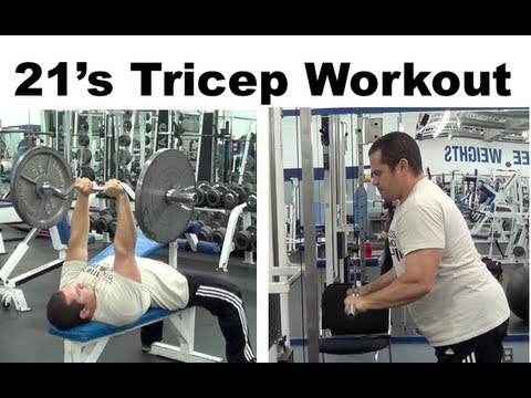 21s Workout For TRICEPS 7
