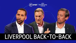 Can Liverpool go back-to-back in the Champions League? The BT Sport pundits think so...