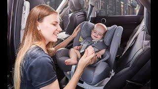 Bonio 360° Swivel Baby Car Seat Installation Group 0+/1/2/3 [MODEL NO: S62]