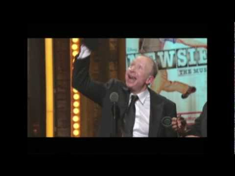Jack Feldman wins 2012 TONY Award for Best Original Score: Lyrics