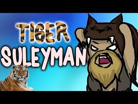Tiger Süleyman - Yüksek Elo Tek Atan Godyr