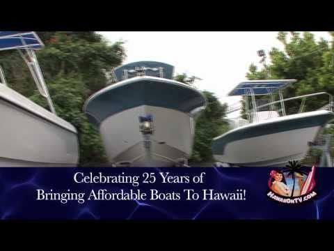 Windward Boats - Kailua Hawaii