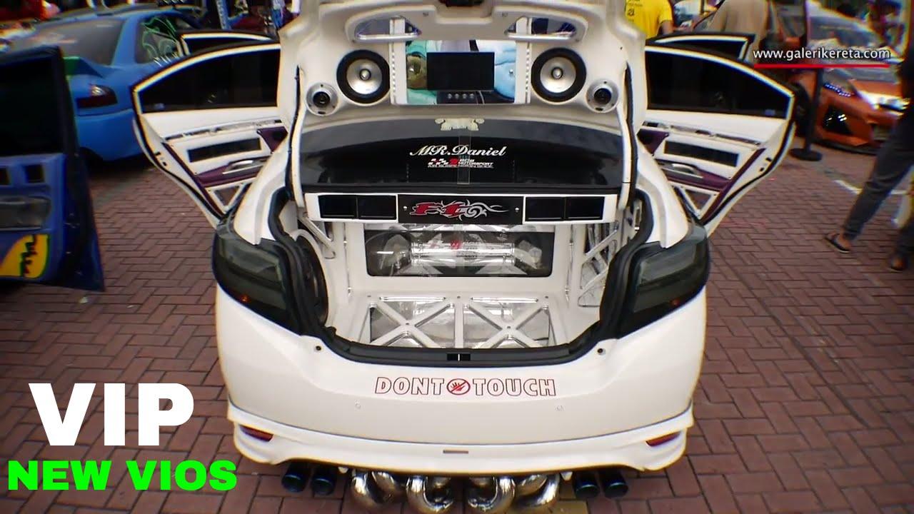 Toyota Vios 2016 Modified To Vip Style Auto Show Zero