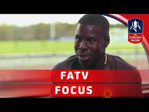 Kurt Zouma on Mourinho, Conte & Chelsea's double ambitions   FATV Focus