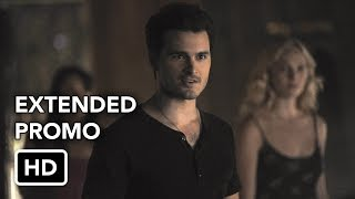 "The Vampire Diaries 6x02 Extended Promo ""Yellow Ledbetter"" (HD)"