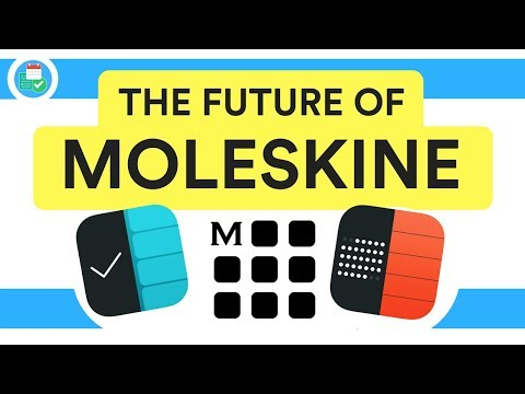 The Future of Moleskine Apps: Calendar, To-Do & Notes