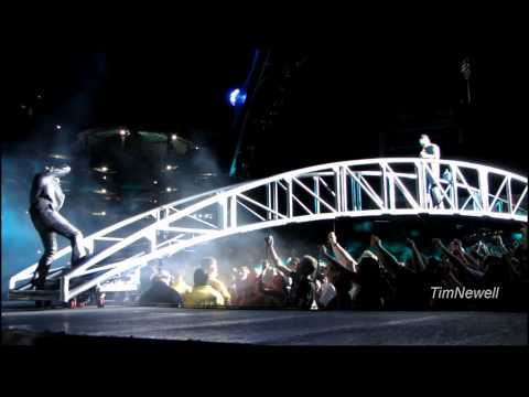 U2 (HD 1080) Until The End Of The World - Pittsburgh 2011-07-26 - Heinz Field - 360 Tour
