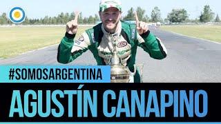#SomosArgentina | Agustín Canapino nos cuenta como se prepara para una carrera.