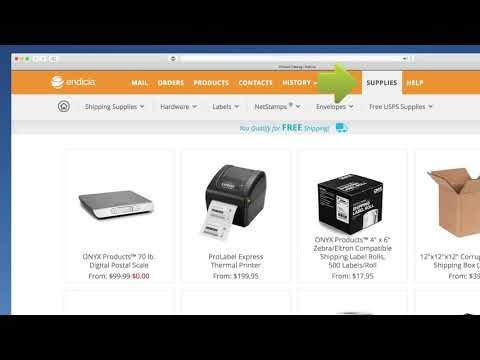 Endicia: Overview of Mailing and Shipping Solution - YouTube
