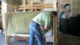 Easy Living Loft Bed Demo 2