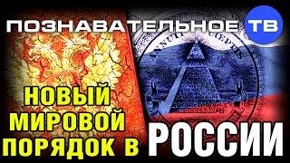 Новый мировой порядок в России (Познавательное ТВ, Ирина Бергсет)