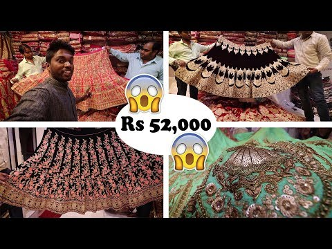 Lehenga Designs | Premium Collection Of Bridal Lehenga 2018 | Lehenga Choli | Wedding Lehenga